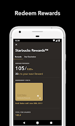Starbucks APK screenshot thumbnail 5