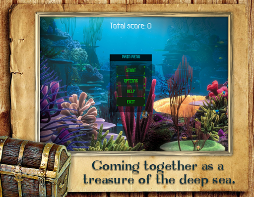 Hidden Object Games : Ocean
