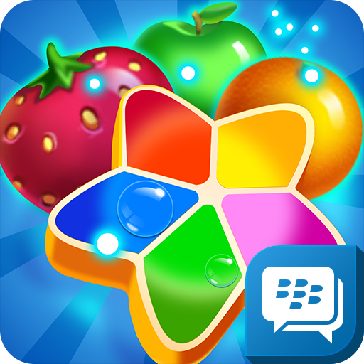 Fruits Mania with BBM (game)