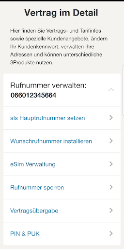 3Kundenzone screenshot 5