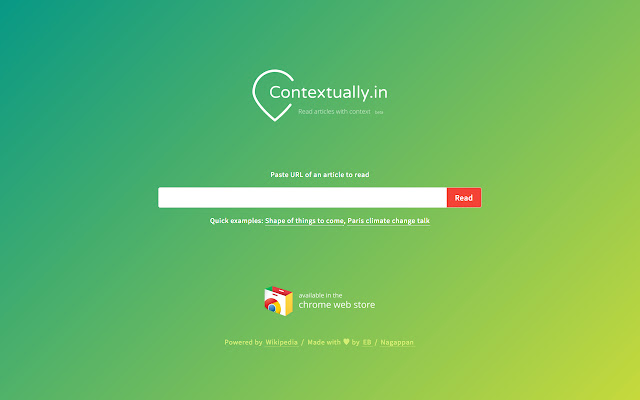 Contextually App