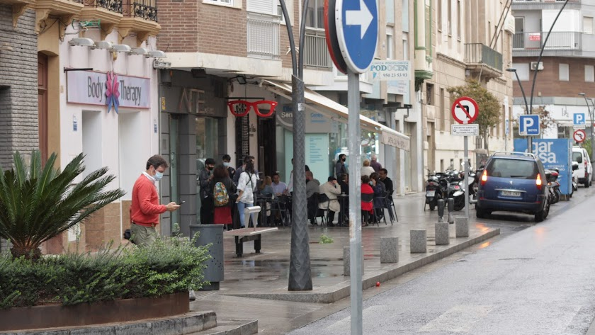 Almería ha superado este 22 de octubre los 10.000 contagios de coronavirus desde el inicio de la pandemia.