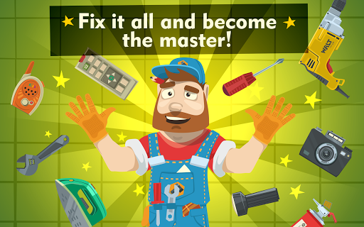 Tiny repair u2013 game for kids 1.0.1:3 15