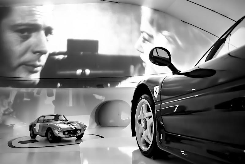 Museo Ferrari: La Dolce Vita di Rino Lio