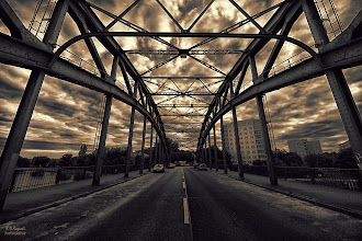 Photo: the bridge ... berlin - spandau