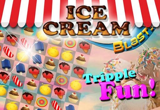 Ice Cream Blast - Match 3
