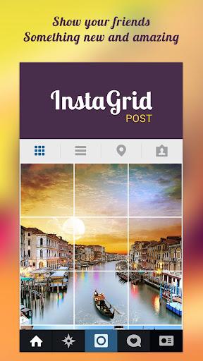 Insta Grid Post Banner ig Tile