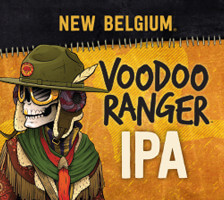 Logo of New Belgium Voodoo Ranger