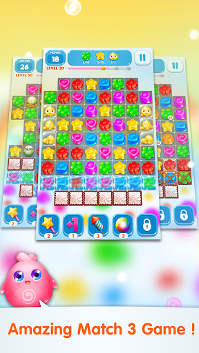 Candy Legend Star 1.0.1 screenshots 1