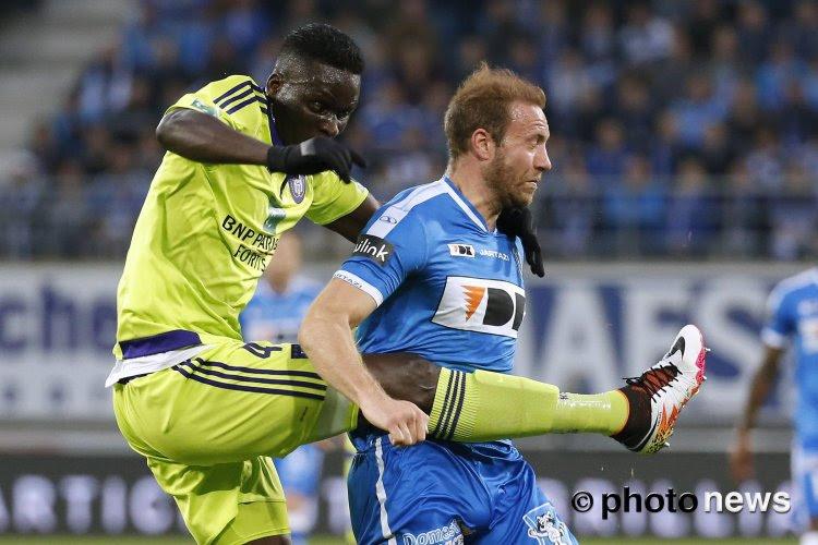 Paralysés par l'enjeu, Gand et Anderlecht se quittent dos à dos