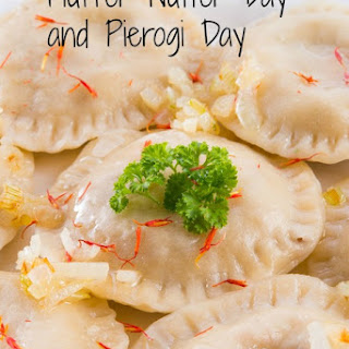 Fluffer Nutter Day and Pierogi Day Recipe