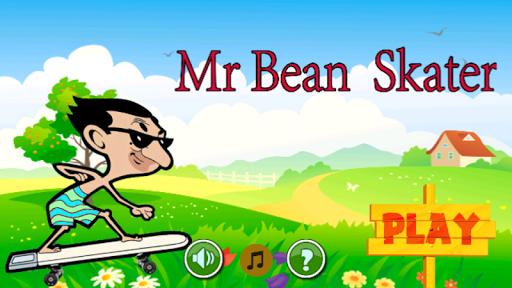 Mr Bean Skater 2015