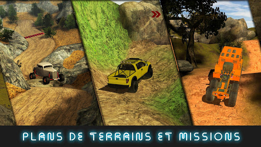 [PROJECT:OFFROAD]  captures d'écran 3