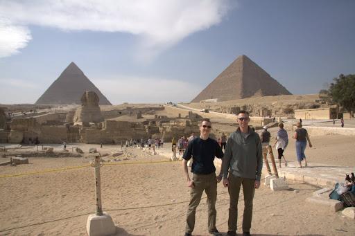 Sightseeing Egypten 2010