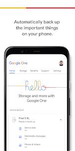 Google One APK Latest Version 1