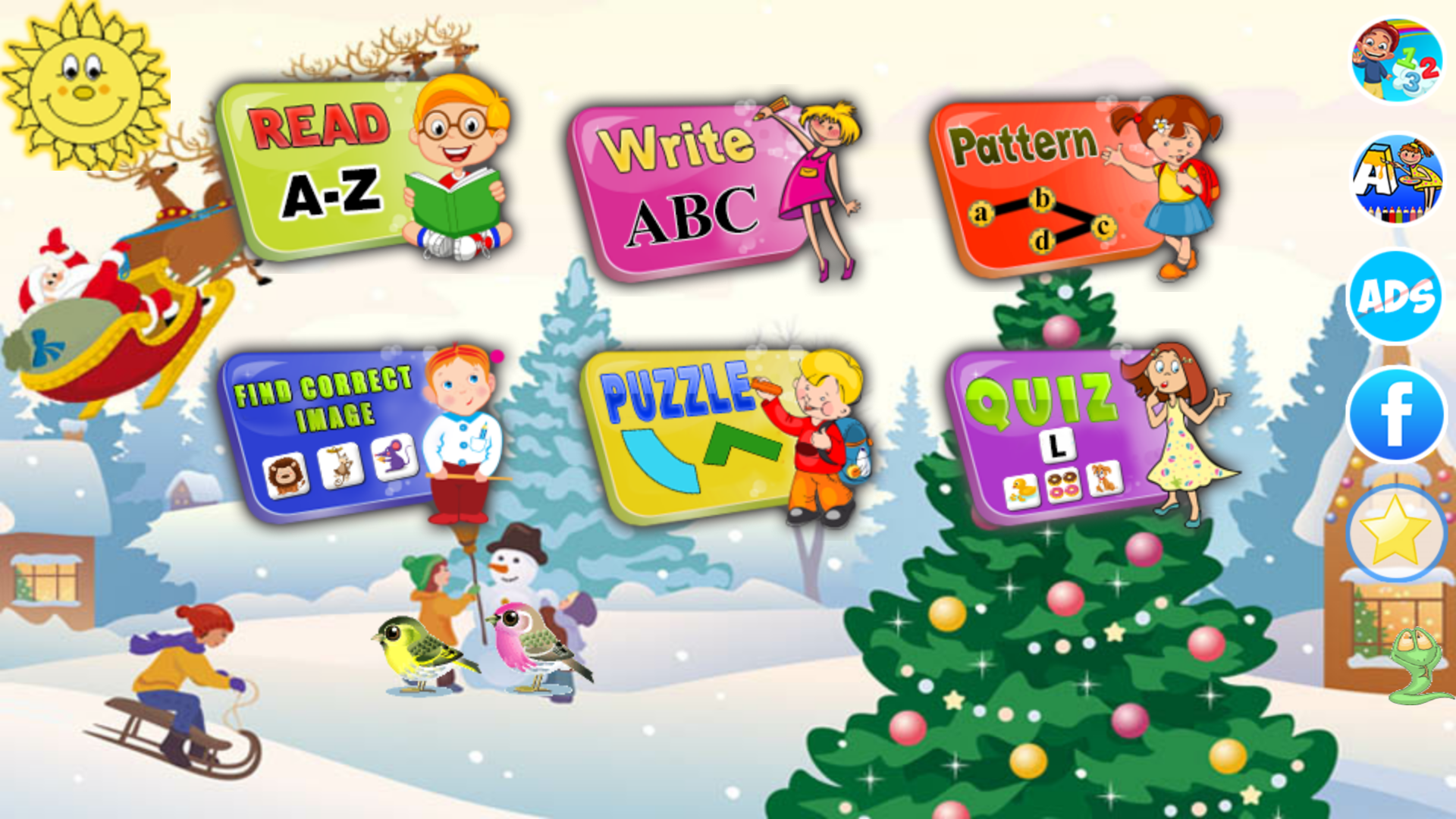 ABC Learning Games for Kids Google Play Store revenue &