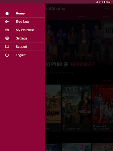 JioCinema Movies TV Music for PC