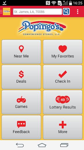 Popingo's Deals App