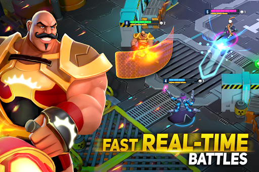 Battle Royale: Ultimate Show 1.05 screenshots 7