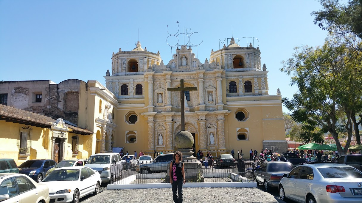 Antigua eglise