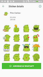 WAStickerApps - Mega Pack Screenshot
