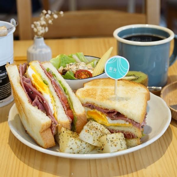 跳躍的宅男 - [花蓮市]留海-留海 Stay-Here Kitchen & Select Shop 早午餐 風格選品 手作司康