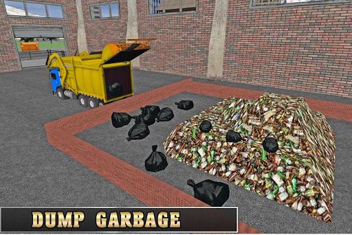 玩免費模擬APP|下載最終的垃圾車司機 app不用錢|硬是要APP