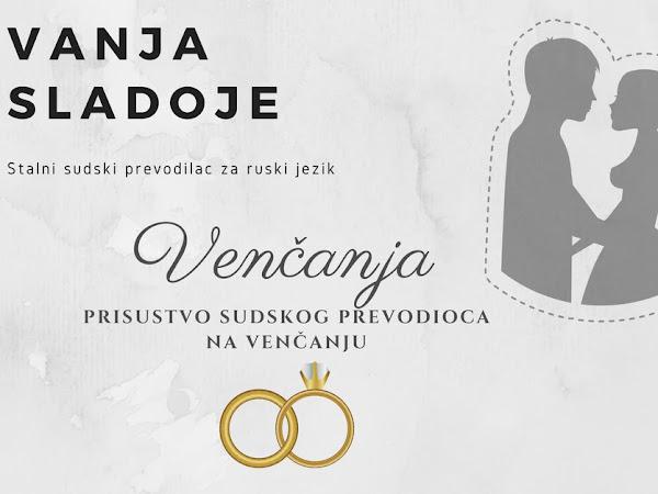 Vanja Sladoje Sudski Tumač Prevodilac Za Ruski Jezik Beograd