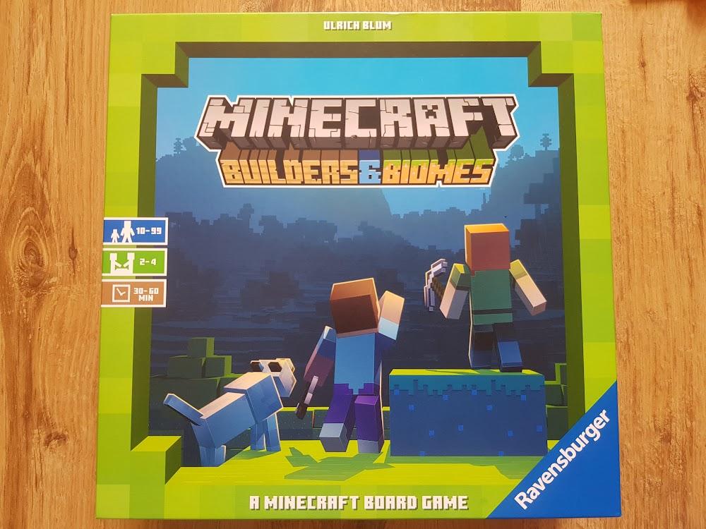 Minecraft - pudełko