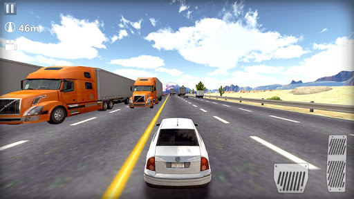 Racing Game Car 1.1 screenshots 4