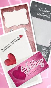wedding invitations designer wedding card maker screenshot thumbnail - Designer Wedding Invitations