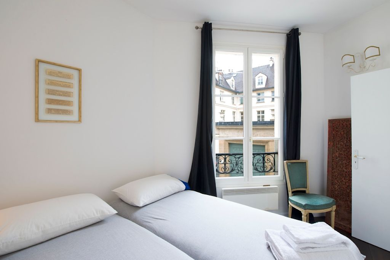 Bedroom at 2 Bedroom Apartment in Marais Charlot