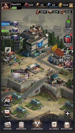 Zombies & Puzzles: RPG Match 3 apkdebit screenshots 4