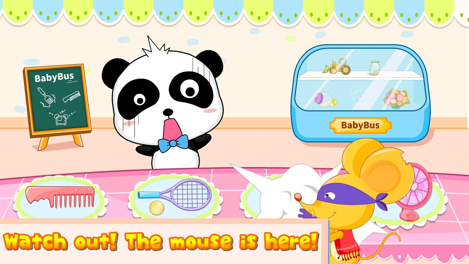 Magic Brush By Babybus Android Apps On Google Play