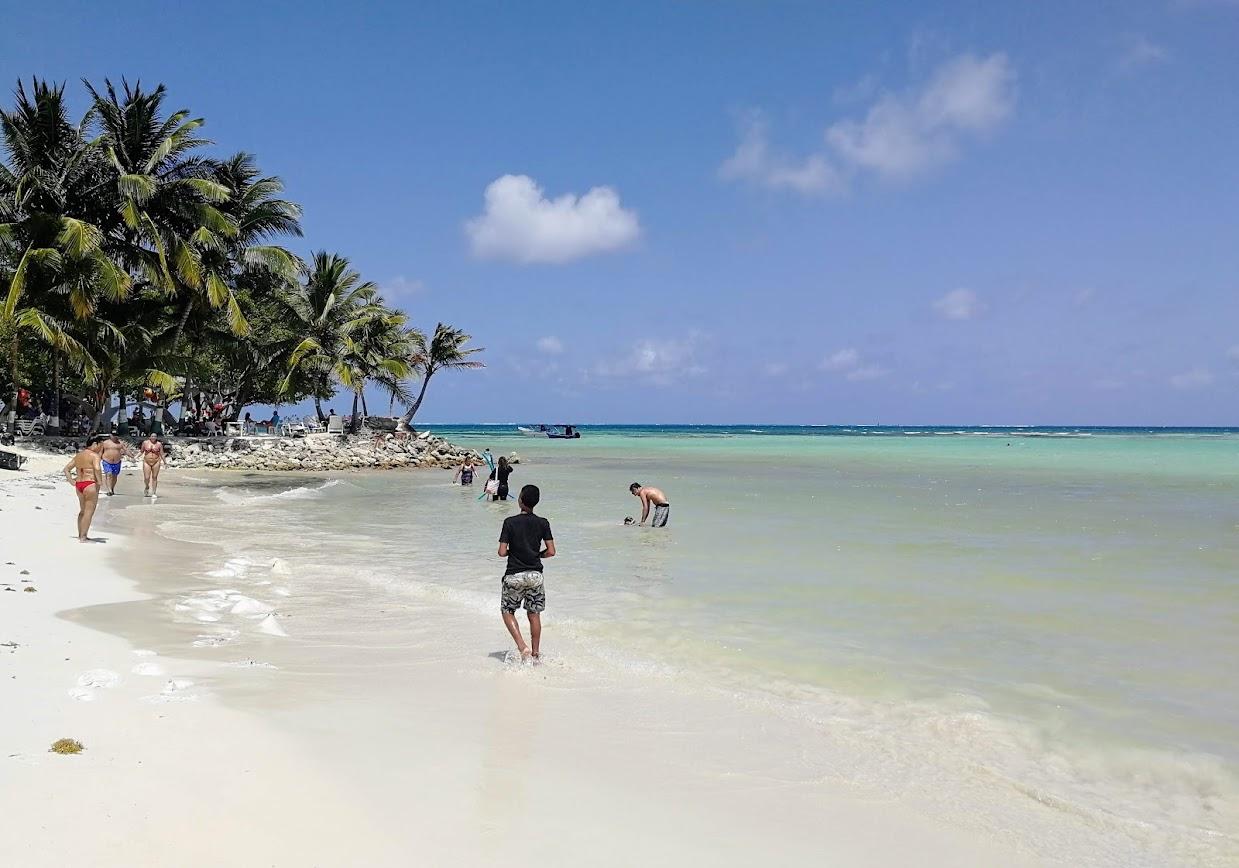 playa isla de San Andrés Colombia