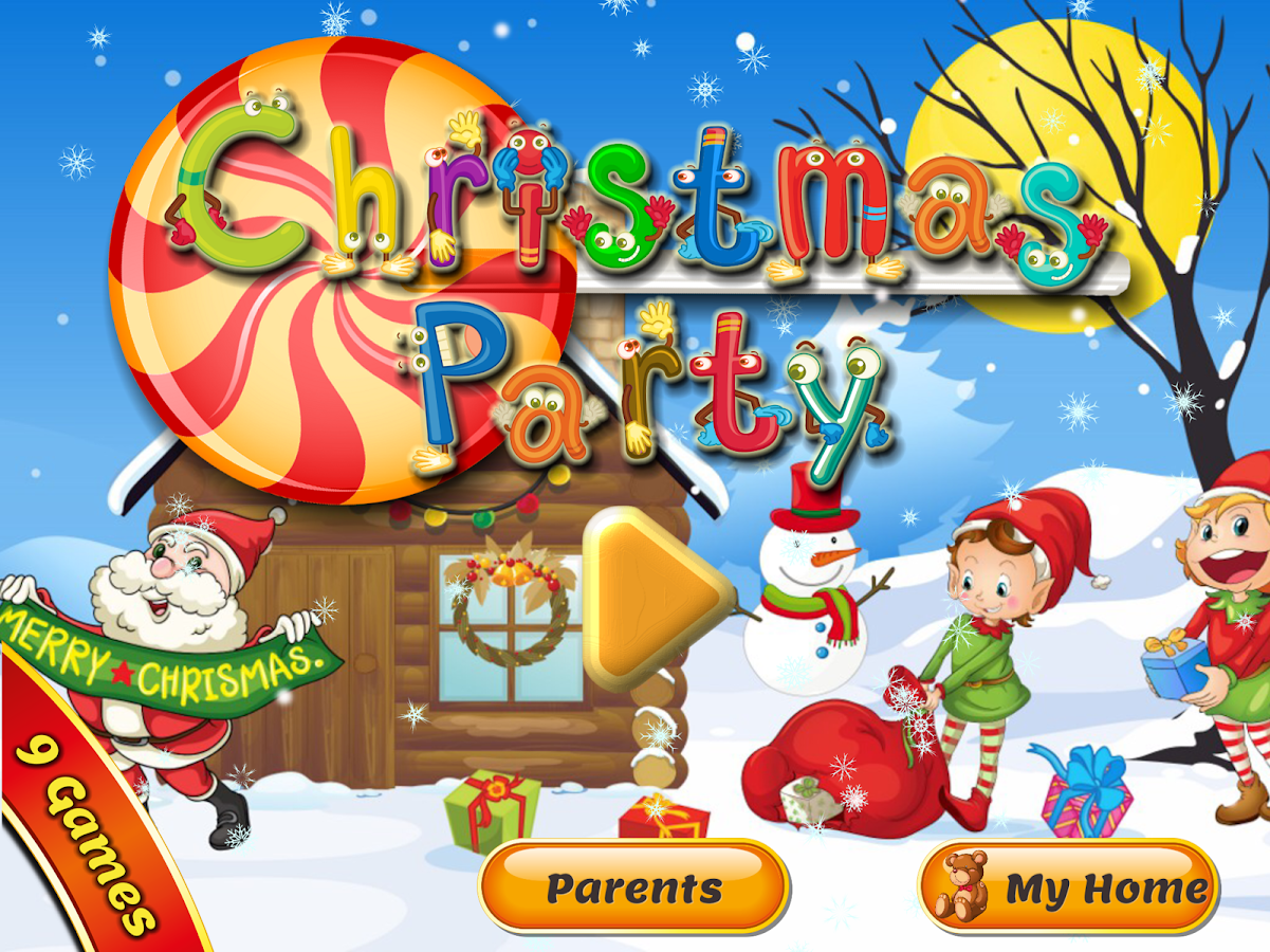 Christmas Games: Toy Party- screenshot