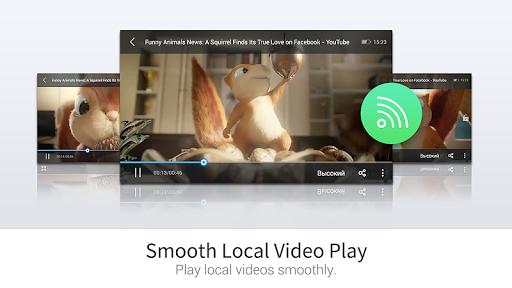UC Browser Mini -Tiny Fast Private & Secure  screenshots 6