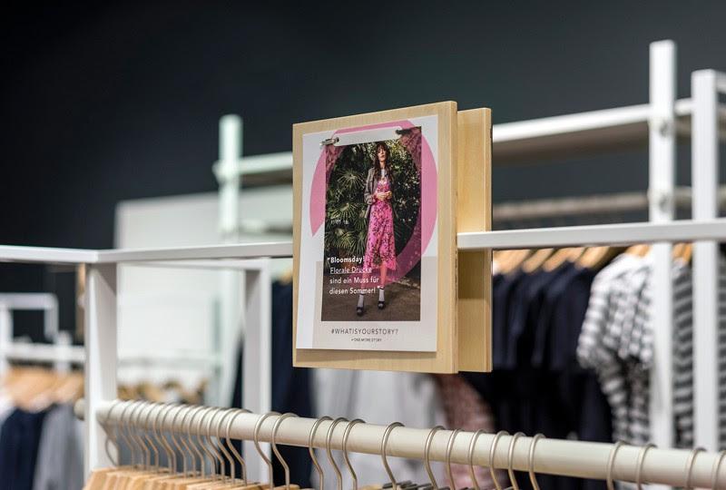 Thiết kế shop thời trang - thiết kế cửa hàng quần áo