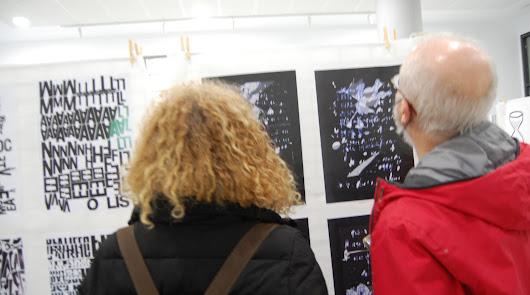 El Molino del Perrillo de Berja acoge una exposición Plástica Poética