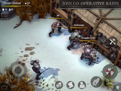 Frostborn: Coop Survival 0.11.2.10 screenshots 13