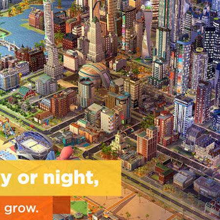 SimCity BuildIt v1.16.94.58291 (Mega Mod)