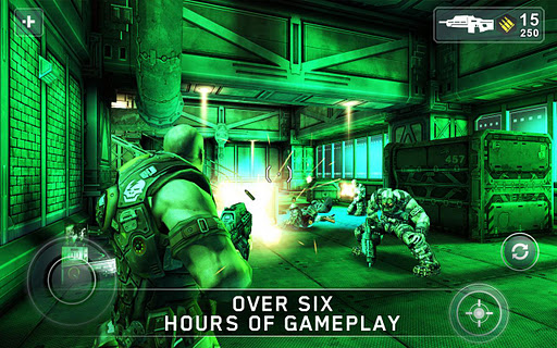 SHADOWGUN screenshot 3