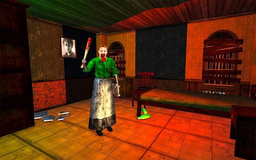 Real Scary Sponge Granny Balding Horror Branny Nun android2mod screenshots 11