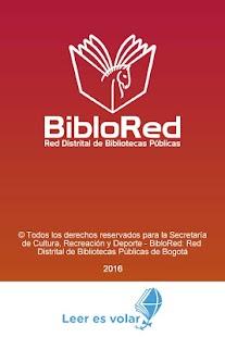 BibloRed - náhled