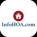 InfoHOA.com Homeowner App icon
