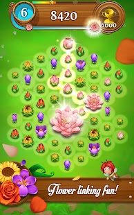 Blossom Blast Saga Match 3!- screenshot thumbnail