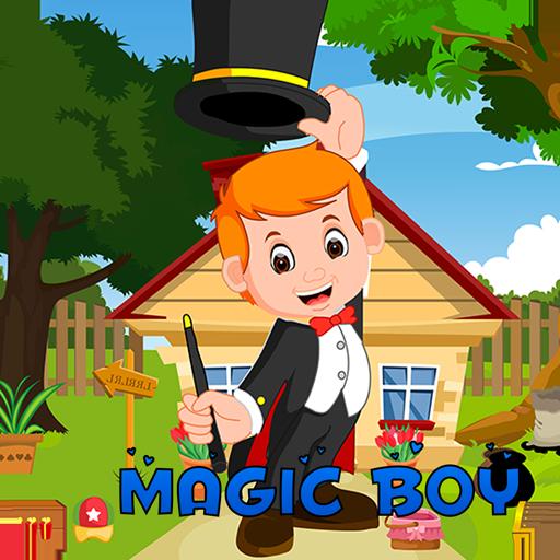 Best Escape Game 409 - Magic Boy Rescue Game