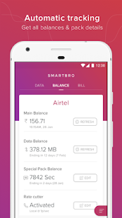 Prepaid Bill & Balance- screenshot thumbnail