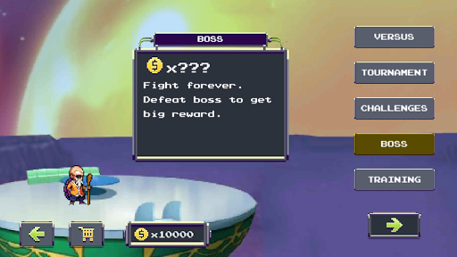 Legendary Z Warriors 1.1 screenshots 2
