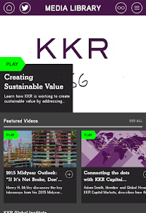 KKR Insights- screenshot thumbnail